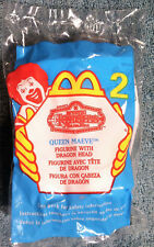 1999 McDonald's Happy Meal - MYSTIC KNIGHTS  - Queen Maeve (#2)  - MINT / SEALED