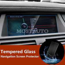 Premium Tempered Glass GPS Navigation Screen Protector For BMW X5 E70  X6  E71
