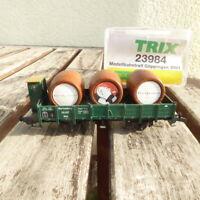 Trix 23984 Int H0/DC Güterwagen Modellbahntreff Göppingen Epoche 1 neuwertig,OVP