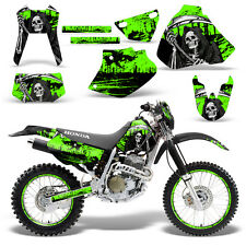 Honda XR400R Graphic Kit Decal Wrap Dirt Bike Stickers XR 400 R 1996-2004 REAP G