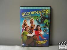 Scooby Doo 2: Monsters Unleashed (DVD, 2004, Widescreen) Sarah Michelle Gellar