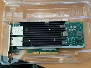 Genuine Intel X540-T2 Dual Port RJ45 10GbE Adapter YottaMark