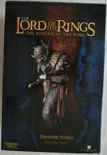 2004 Sideshow Weta Lord of the Rings ROTK Haradrim Soldier Polystone Statue