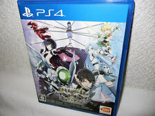 USED PS4 Accel World vs Sword Art Online Millennium Twilight SAO JAPAN