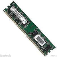 Hynix 3GB ( 6 x 512MB) Memory (0601) 512Mb 1Rx8 PC2-4200U-444-12 RAM