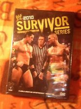 NEW - WWE: Survivor Series 2010 (DVD, 2010) Cena Kane Edge NEXUS
