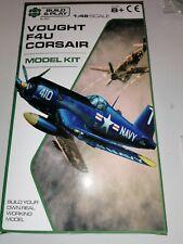 Vought F4U Corsair Snap Fit Aircraft Plastic Model Kit 1:48