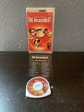 The Incredibles Disney Pixar PSP Movie (UMD, 2005)