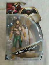 figurine  aquaman (fortnite)  batman vs superman  dc comics Mattel 15 cm Neuf.