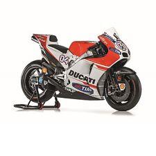 Genuine Ducati / Maisto Die Cast Model Replica GP15 Moto GP bike 1:18 Dovizioso