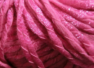 (99 €/kg): 300 g FIOCCO, Farbe 4045 pink Gedifra #1731