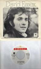 DAVID ESSEX  Rolling Stone  rare promo 45 with PicSleeve from 1975
