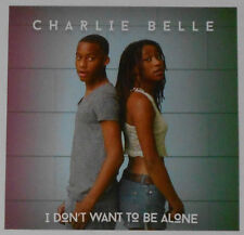 I Don't Want to Be Alone by Charlie Belle (Austin, TX) (CD, Sep-2015, Fanatic...