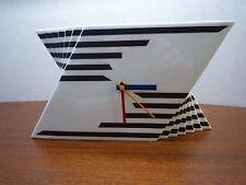 Rosenthal Orologio Time Stripes 2543/4055 Künstler Uhr Nr. 1 - NEW IN BOX