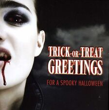 Trick or Treat Greetings 0723721714451 by Grim Reaper Players CD
