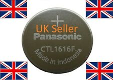 Rechargeable Watch Battery Panasonic Ctl1616F Ctl1616 - Casio G-Shock Solar