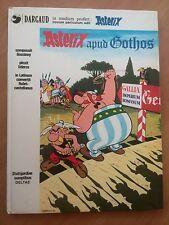 ASTERIX  APUT GOTHOS  .LATINUM  HC 1977  ZWEITEAUFLAGE