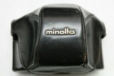 VINTAGE MINOLTA CAMERA CASE FOR SRT 101 102 201 100x 303 1960s