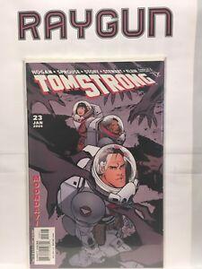 Tom Strong #23 VF/NM 1st Print America's Best Comics