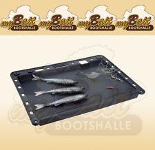 Scotty Portable Klemme No.449 mit Aufbauhalterung 241-BK schwarz