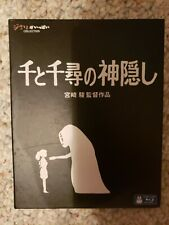 New listing Spirited Away Import Blu-ray Anime Ghibli Studio Special Packaging Ships Fast!
