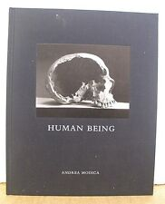 Human Being by Andrea Modica 2001 Hardcover *Signed*