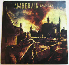 Empires by Amberain EP CD 2011 We Are Ghosts Australian Aussie rock
