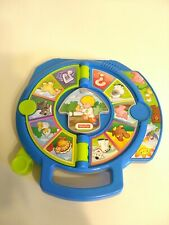 Mattel SEE 'N SAY Toy Fisher Price Little People Animal Spinner Talks  2015