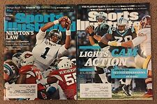 Cam Newton Carolina Panthers Sports Illustrated Issues