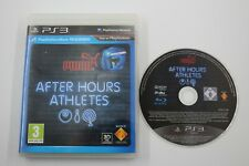 PLAY STATION 3 PS3 AFTER HOURS ATHLETES SIN MANUAL PAL ESPAÑA