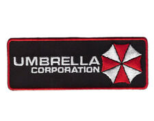 "Umbrella Corp Biohazard Resident Evil Costume Cosplay Jacket Iron on 4"" Patch"