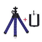 Portable Octopus Flexible Tripod stand Mobile Grip + FREE Camera / phone Holder picture