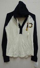 Pittsburgh Pirates Womens 4her Carl Banks Lead Off Hit Hoody Shirt 634 B