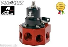 AEROMOTIVE Adjustable ORB-08 Fuel Pressure By Pass Regulator A2000 #13202