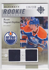 2011-12 Ultimate Collection Ultimate Rookie Jerseys Ryan Nugent-Hopkins 134/200