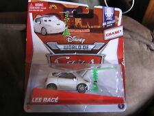DISNEY PIXAR CARS 2 MEL DORADO SHOW SERIES LEE RACE CHASE