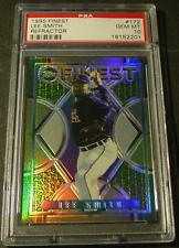 1995 FINEST REFRACTOR LEE SMITH #172  PSA 10 POP 1/1