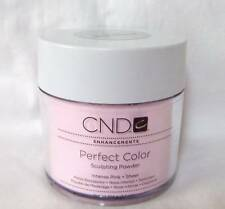 CND Creative Nail Perfect Powder INTENSE PINK 3.7oz/104g white lid @SALE@