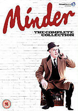 Classic Minder - The Complete Collection   33-Disc Box Set    New     Fast  Post