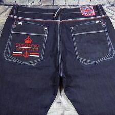 Coogi Jeans Size 40 Men's Loose Baggy Hip Hop Yacht Club C69 Sz 40/34