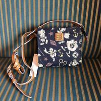 Disney × Dooney & Bourke Shoulder Bag Disney Cruise Line Special Design
