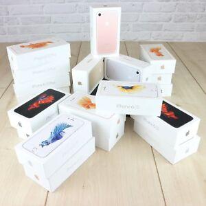 Apple Iphone SE 6 6s Plus XR 11 12 Pro Originalverpackung Karton Leerverpackung