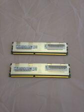 IBM EM32 32GB (2x16GB) Memory DIMMs, 1066 MHz, 2Gb DDR3 DRAM 78P0639