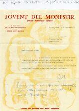 Dépt 66- Saint Estève- Magnifique Jovent Del Monestir Groupe Folklorique Catalan