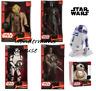 Star Wars Large Talking Figure - Kylo Ren/Finn/Yoda/Stormtrooper/BB8/R2-D2 Droid