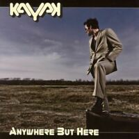 KAYAK anywhere but here (CD, album) pop rock, prog rock, very good condition,