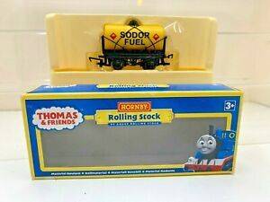HORNBY R9055 ROLLING STOCK THOMAS TANK ENGINE 'FUEL WAGON/TANKER BOXED