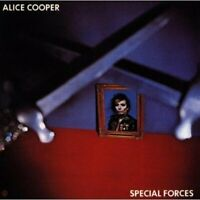 Alice Cooper - Special Forces (Extra Tracks) (NEW CD)