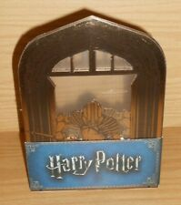 New Lootcrate Harry Potter Piertotum Locomotor Metal Bookends Hogwarts Guardian