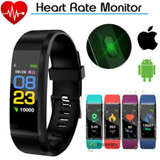 Smart Watch Bracelet Heart Rate Monitor Fitness Tracker for Android iPhone Sport